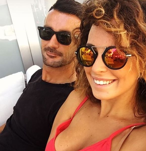 La nuova tronista Sara Affi Fella e Nicola Panico