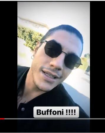 Francesco Chiofalo dice che Selvaggia Roma è una...