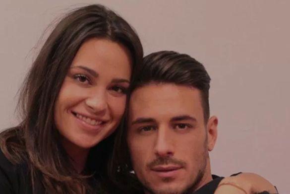 Mattia Marciano e Vittoria Deganello