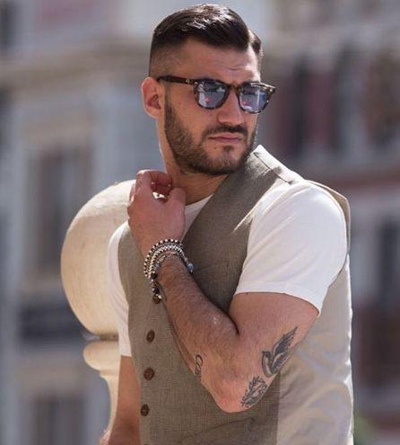 Lorenzo Riccardi ex corteggiatore di Uomini e donne