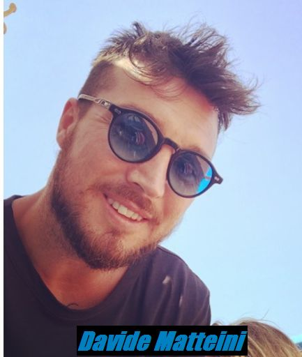 Davide Matteini tentatore di Temptation Island 2018