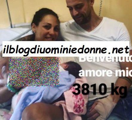 Martina Luciani è diventata di nuovo mamma