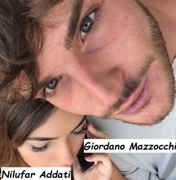 Nilufar Addati e Giiordano Mazzocchi