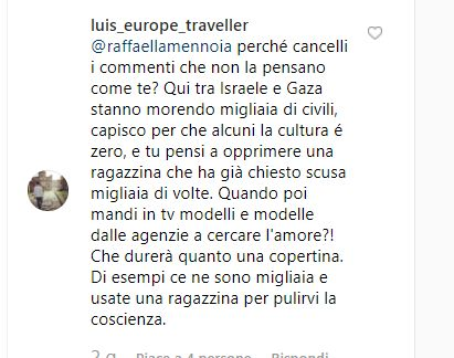 Raffaella Mennoia Criticata