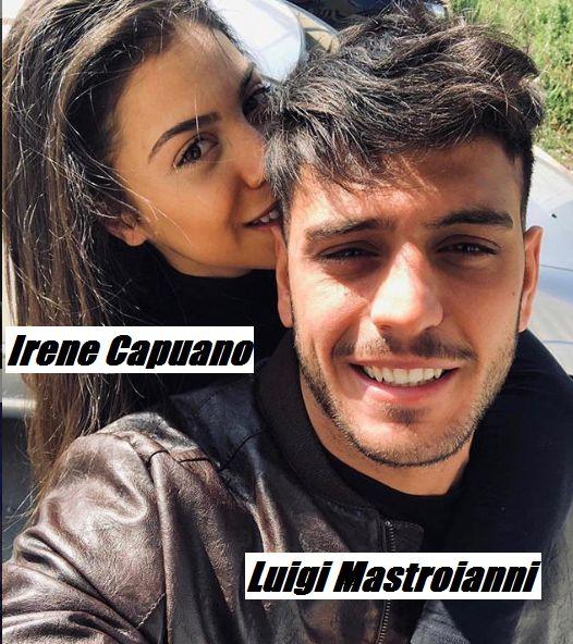 Irene Capuano e Luigi Mastroianni si sono scelti a Uomini e donne ma lei dice in questo video di essere già rimasta incinta di Luigi Mastroianni, secondo voi? E' possibile cosi' presto?