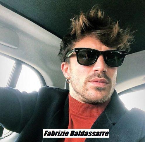 Foto di Fabrizio Baldassarre corteggiatore