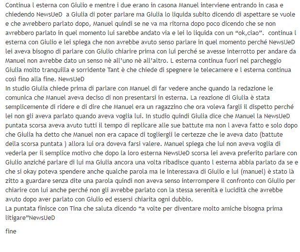 Anticipazioni Uomini e donne il ritorno di Andrea Damante e Lorenzo Riccardi