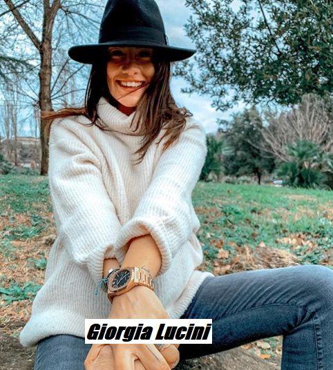 Giorgia Lucini dichiara