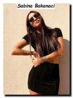 Sabina Bakanaci stupenda modella e tentatrice del programma Temptation Island