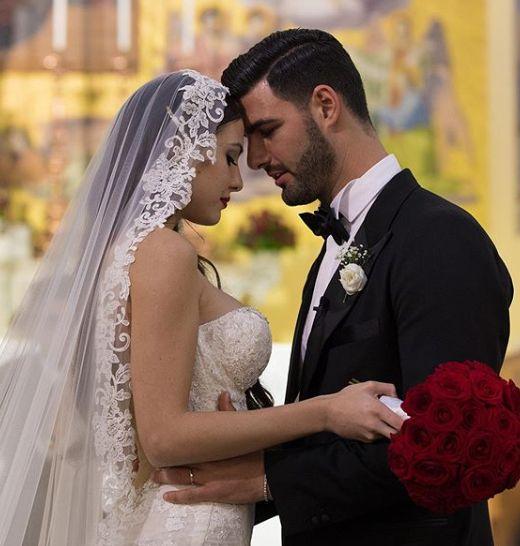 Clarissa Marchese e Federico Gregucci Sposi