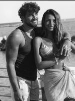 Andrea Cerioli sempre piu' innamorato delal sua Arianna Cirrincione gli scrive che è innamorato di lei.