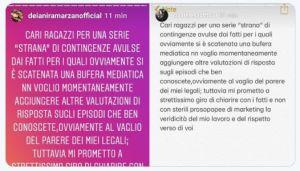Teresa Cilia e Deinira Marzano messaggio conigiunto inviato alla redazione di Uomini e donne