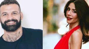 Foto di Raffaella Mennoia e Alessio Sakara che sono Marito e moglie.