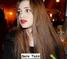 Primo piano di Sara Tozzi