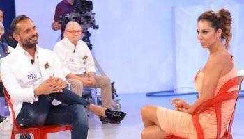Pamela Barretta e Enzo Capo lasciano insieme il programma Uomini e donne Over