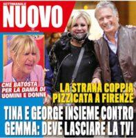 Giorgio Manetti e Tina CIpollari si incontrano a Uomini e donne.