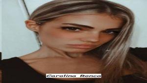 Primo Piano Carolina Ronca corteggiatrice di Uomini e donne