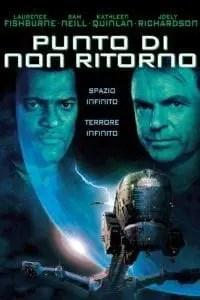Event Horizon: Locandina