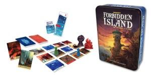 forbidden island giochi da tavolo