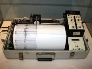 Terremoti: Sismografo