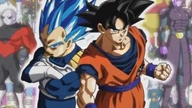 Dragon Ball Super finale