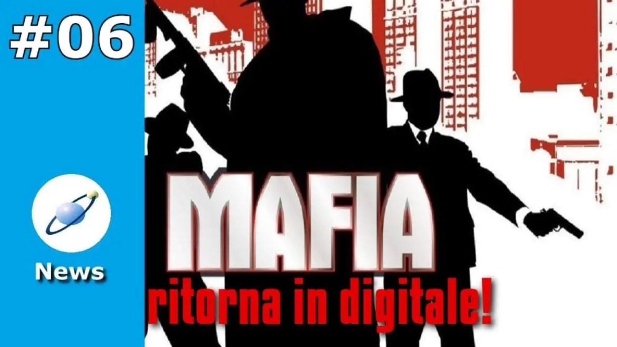 Mafia 1 il ritorno su GOG.com