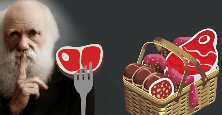 Charles Darwin mangiava la carne degli animali che scopriva durante i suoi viaggi
