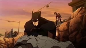 batman in la morte di superman