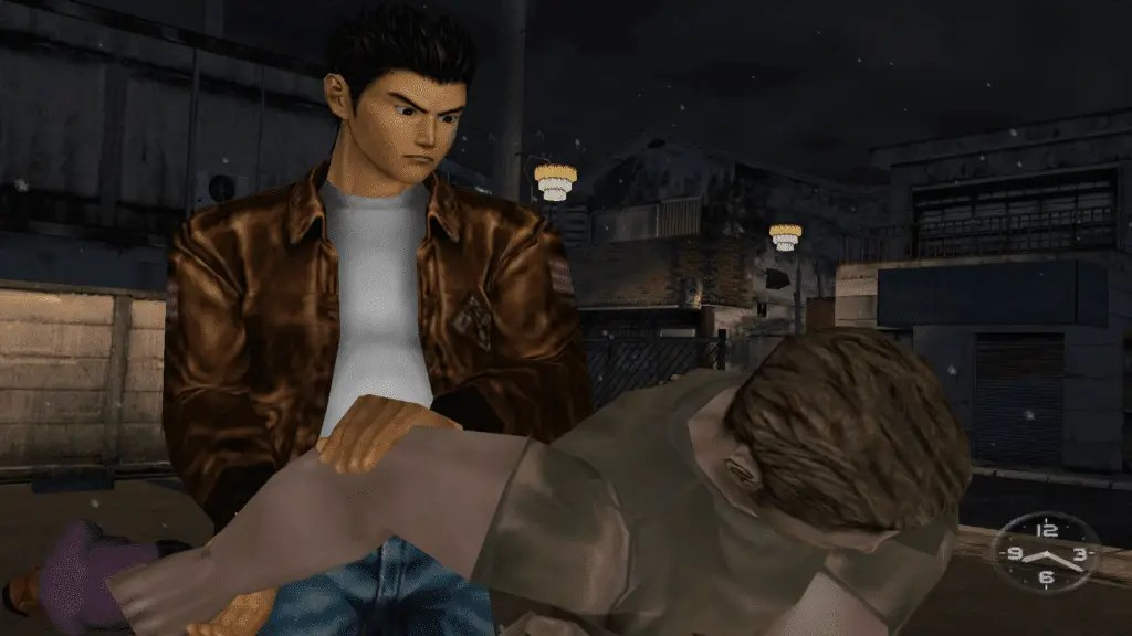 Shenmue 2 remastered
