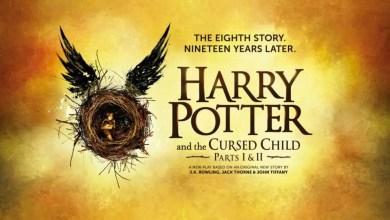 harry potter nuovo romanzo