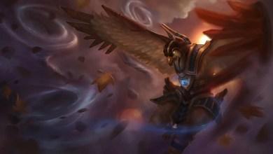 horus il dio falco