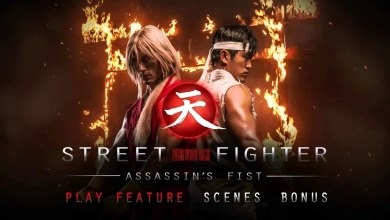 serie tv di street fighter