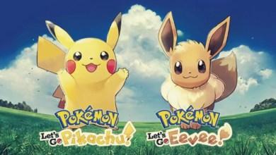 Pokémon let's go Pikachu ed Eevee