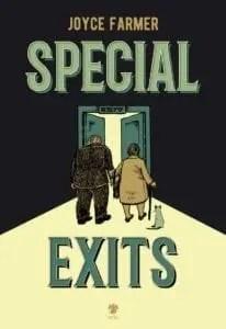 Copertina Special Exits