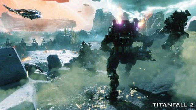 titanfall 2 open space
