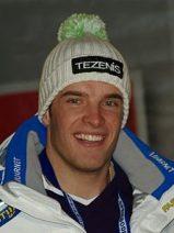 Il campione di sci Christof Innerhofer
