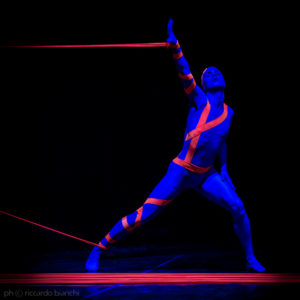 """""""Indaco"""", spettacolo della rassegna Danza"""