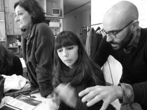 Federico Borreami, coordinatore dei 3 team di lavoro a Museomix 2016 a Faenza