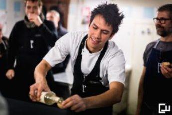 Lo chef messicano Santiago Lastra Rodriguez