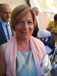 Patrizia Battistini confermata vicepresidente