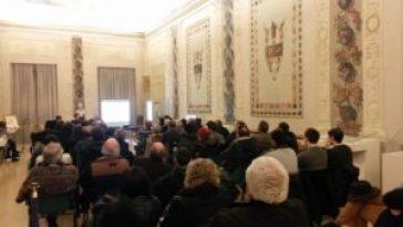"""L'evento """"Racconti faentini"""" del 14 dicembre 2016."""