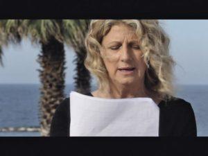"""Angela Finocchiaro in """"Una su tre"""""""