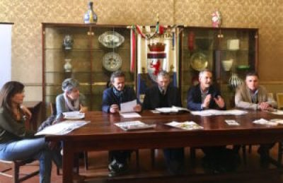 La presentazione dell'edizione 2017 di MoMeVi e Mostra Agricoltura Faenza.