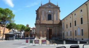 Lugo - Chiesa del Carmine
