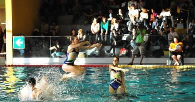 nuoto sincronizzato Uisp