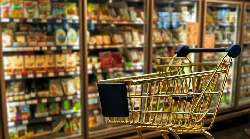 supermercato shopping