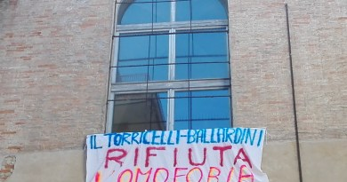 liceo omofobia