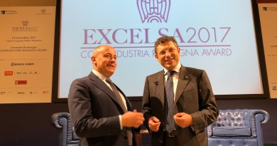 Excelsa Confinudustria Award 2017