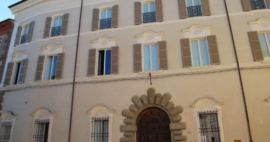 Palazzo Naldi sede della Fondazione