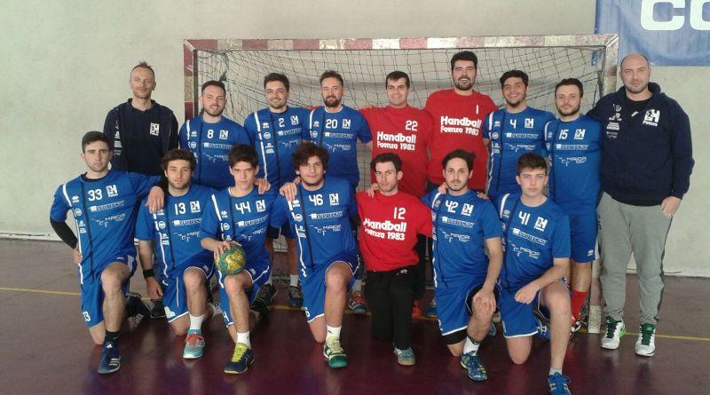 handball faenza a parma